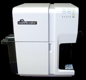 Impresora de Tarjetas SwiftColor